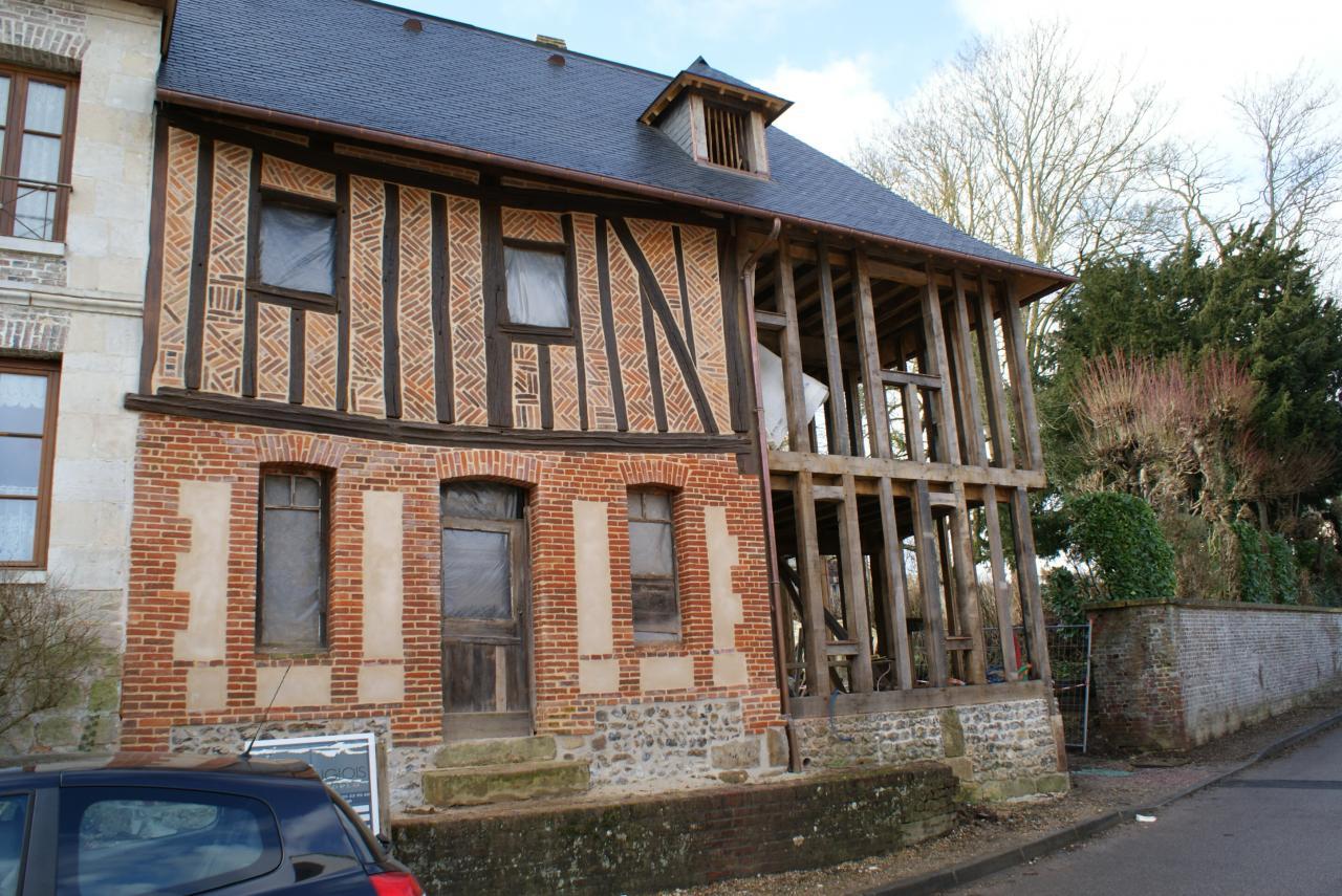 Plus ancienne maison de Blainville